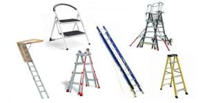 Different Types of Ladders – Which Is Suitable For Your Specific Needs?