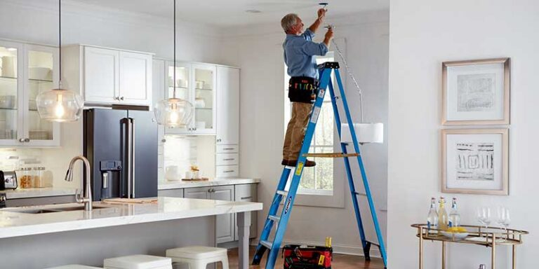 Best Ladders for electrical work